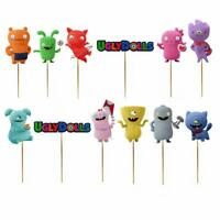 UGLY DOLLS TOPPER CAKE TOPPERS CUPCAKE BALLOON SUPPLIES DECORATIONS