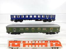 CF822-0, 5 #2x märklin H0/AC Passenger Car/Baggage DB: 4026 +4032