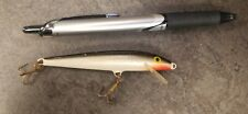 Rapala Floating Crankbait Minnow Fishing Lure, Made In Ireland - Beauty!