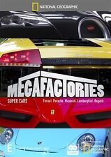 National Geographic - Megafactories : Super Cars