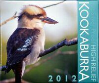 Australia 2012-P S$1 Silver High Relief Kookaburra -  Australian Coin Bullion