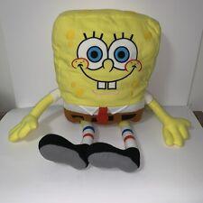 Nickelodeon SpongeBob SquarePants Cuddlepillow Large Plush Stuffed Toy 2012