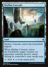 Skyline Cascade X4 NM Battle for Zendikar MTG Magic Cards Land Common