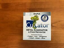 CULATOR SPA PAK METAL ELIMINATOR & STAIN PREVENTER 6 MONTH SUPPLY FREE SHIPPING