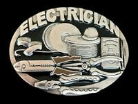 Electrician Worker Tools Electricity Belt Buckle Buckles