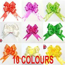 Schleifen Bänder 10 stk Hochzeitsparty x max bezüge Easy zu machen Blumen