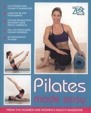 Pilates Made Easy by Catherine Royce (English) Paperback Book Free Shipping!