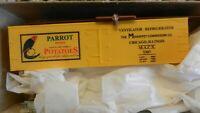 Roundhouse MDC HO 36' Old Time Parrot Potatoes  Reefer Kit NIB
