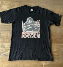 088fd584a7c1e Size Medium Vintage Men's Obey Propaganda DJ Music Faded Black T-Shirt