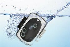 Spy 808 #26 1080P Full HD Mini Keychain Camera CAR DVR SunPlus Waterproof Case