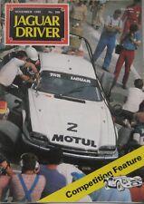Jaguar Driver magazine November 1983 Issue 280