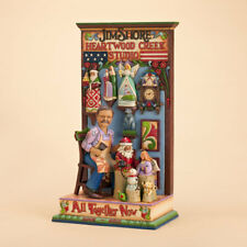 Jim Shore 2012 10th Anniversary Figurine ~ All Together Now 4027762