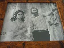 Framed Original Print Jim henson Labyrinth loot crate DX #8 Jennifer Connelly