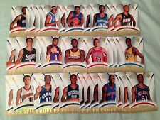 2007-08 SP AUTHENTIC BASKETBALL AUTHENTIC PROFILES 50 CARD LOT - ROOKIES + STARS