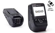 Eaglo E8 Car Dash Cam FHD 1080p 170° Wide Angle Dashboard Camera Built-in GPS