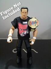 WWE Mattel Elite Tommy Dreamer custom shirt