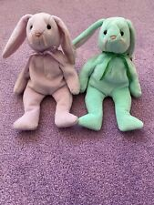 TY Beanie Babies - Floppity & Hippity- Now Retired - RARE
