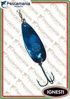 Cucharilla Ondulante Panther Martin Hardy Azul Metálico