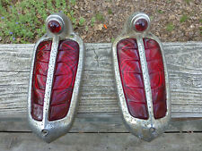 1939 Chrysler (1 0r 2) TAP Tail Lights Imperial New Yorker Royal Saratoga *RARE*