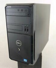 Dell Vostro 270 Computer i3-3220 3.3Ghz 4GB 250GB Windows 10 HDMI BVos270