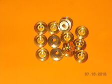 Tobacco Pipes, parts & accessories - (1) Smokeless Caps - Brass