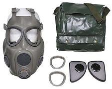 CZ Schutzmaske M10 Filter Atemschutzmaske Gasmaske ABC-Maske Grau Neuwertig