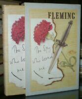 IAN FLEMING, THE SPY WHO LOVED ME, FIRST EDITION LIBRARY, FACSIMILE, JAMES BOND