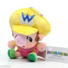 SUPER MARIO BROS. BABY WARIO PELUCHE Fantasma Plush Boo Daisy Bowser Ghost Toad