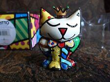 Romero Britto Collectable Princess Mini Figurine In Original Box