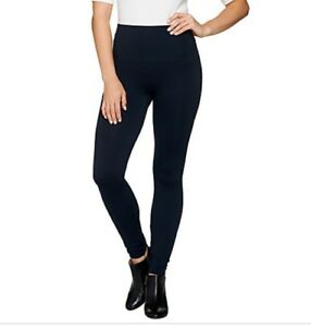 SPANX Look at Me Now Shaping Seamless Leggings A288131 New With Tags Retail $68