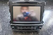 KIA SORENTO A/V EQUIPMENT RECEIVER DISPLAY SCREEN 14-15