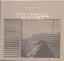 Machinefabriek - Wendingen (Selected Remixes 2005-2015) (CD, Comp, Ltd) (Zoharum