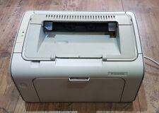 HP Laserjet P1005 Laserdrucker Drucker S/W Hewlett-Packard