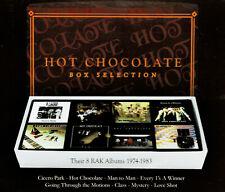 (4-CD-Box-Set) HOT CHOCOLATE
