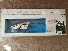 LUTEMA RC LARGE HELICOPTER RED 3.5 CHANNEL