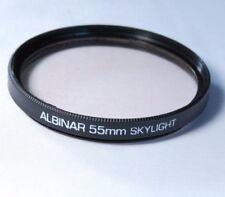 Used Albinar 55mm Skylight Filter