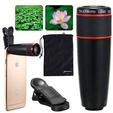 Universal 12X Teleobiettivo Zoom Lens Obiettivo telefonico per Smartphone DC602