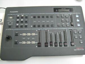 Digital AV-Mixer WJ-AVE5 von Panasonic