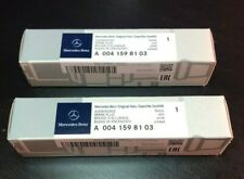Mercedes Genuine Spark Plugs x 2 A0041598103