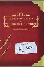 Fantastic Beasts and Where to Find Them: By J.K. Rowling - PDF