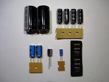 YAMAHA CS 80 synthesizer Netzteil Elko power supply caps recap kit + OP amps