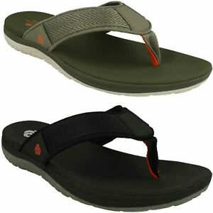 MENS CLOUDSTEPPERS CLARKS STEP BEAT DUNE SLIP ON TOE POST FLIP FLOP SANDALS SIZE
