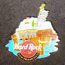 Hard Rock Cafe SAN FRANCISCO 2002 Cafe Relocation Pin LE 500