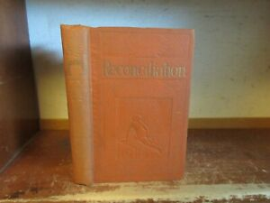 Old RECONCILIATION Book 1928 J. F. RUTHERFORD JEHOVAH'S WITNESS BIBLE LESSON GOD