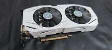 Asus GTX 1060 6GB Grafikkarte - WHITE - fast wie neu