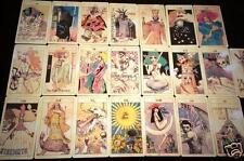 NEW The Spiritual Tarot Cards Deck by Aquirax Akira Uno / Mayu Ueda Card booklet
