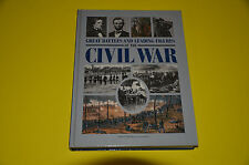 Great Battles and Leading Figures of the Civil War Mint