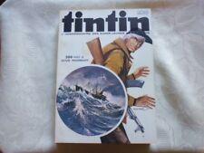 FASCICULE TINTIN N°122Recueil éditeur de 5 numéros, 1975