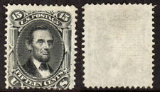 United States Scott #  98 Fine Unused NG 1867-71 15 Cent Abraham Lincoln