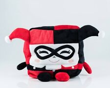 DC HARLEY QUINN PLUSH KAWAII CUBE LARGE 9 INCHES WISH FACTORY  #sapr17-12